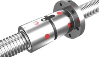 GD Series - Deflector double flange nut